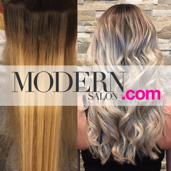 Modern Salon Feature